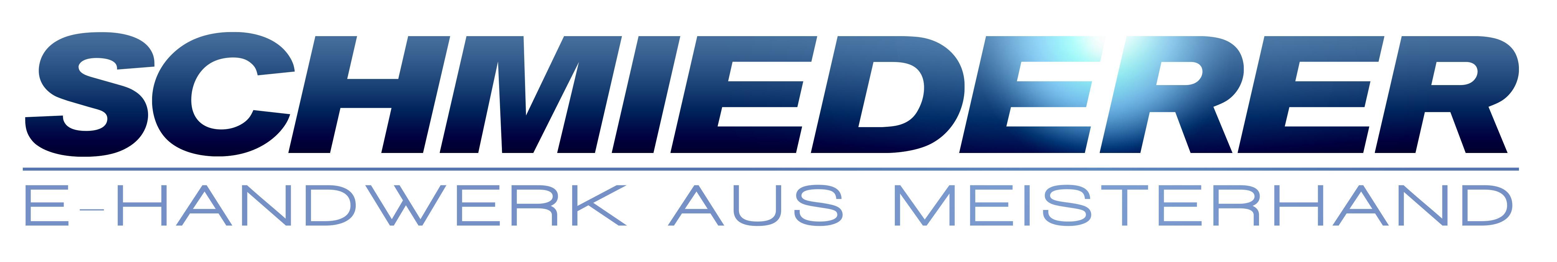Logo Schmiederer Elektrotechnik